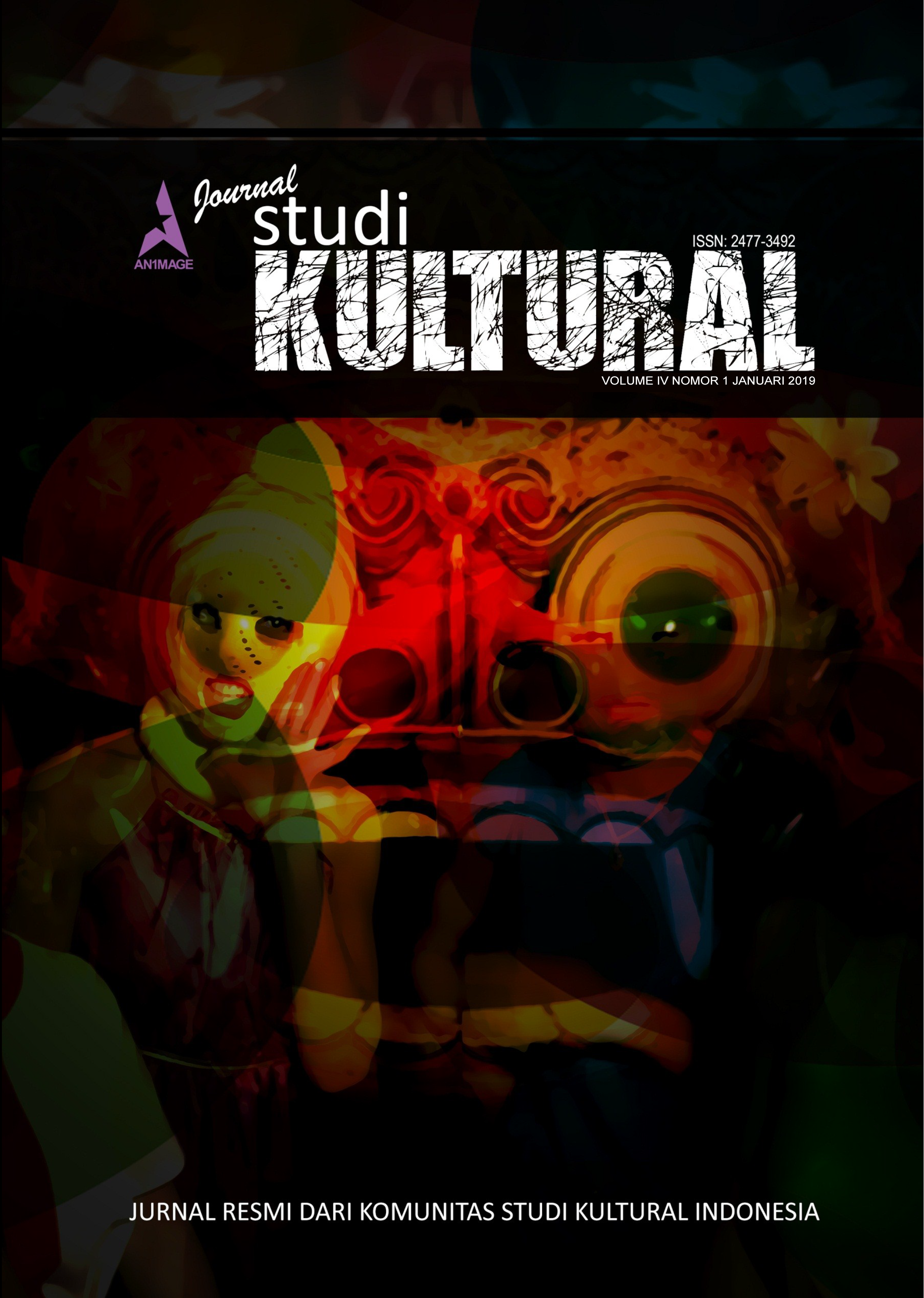 View Vol. 4 No. 1 (2019): An1mage Jurnal Studi Kultural